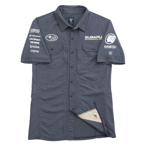 2019 - KUHL | Subaru Motorsports USA - Airspeed S/S Button Up Shirt