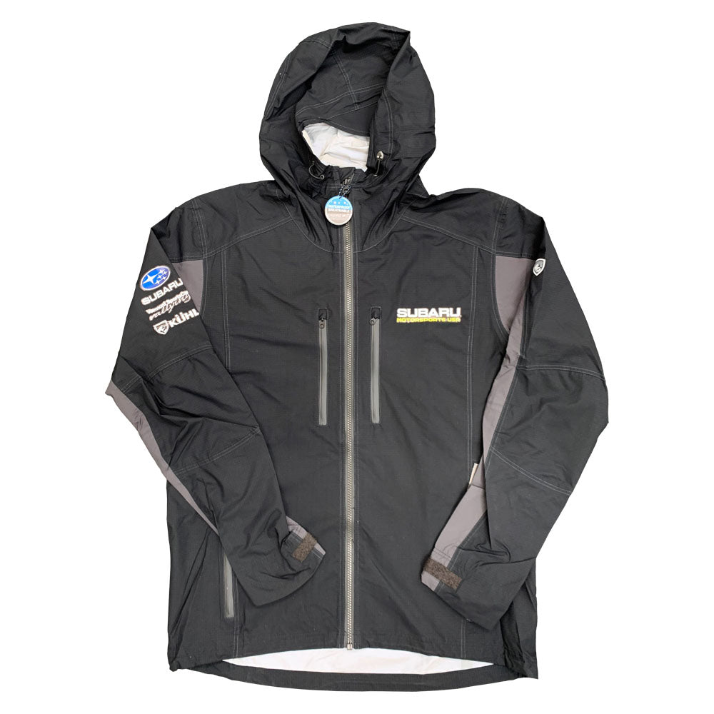 2019 - KUHL | Subaru Motorsports USA - Jetstream Rain Jacket