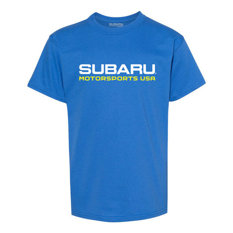 2019 - Subaru Motorsports USA - Youth - S/S T-Shirt