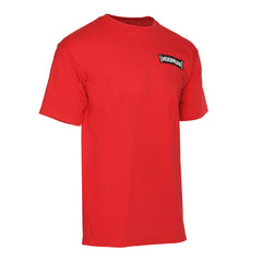 Gymkhana 199 Pastrana (back) | HOONIGAN T-Shirt (Red)