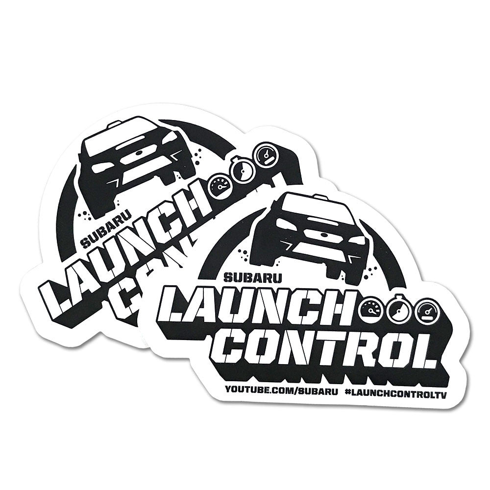 Subaru Launch Control >> Subaru Launch Control Vinyl Decals - 2 PACK – Vermont