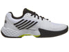 K-Swiss Aero Court Men's Shoe White/Black/Neon Yellow 06134-124