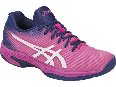 ASICS Solution Speed FF Women's Pink Glo/White 1042A002-700