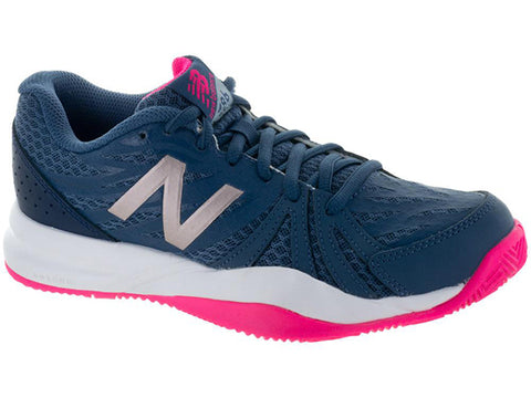 New Balance 786 Indigo/Pink Women's Shoes