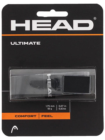 Head Ultimate Replacement Grip Black