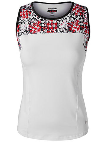 Bolle Checkmate Tank White 8402-0110