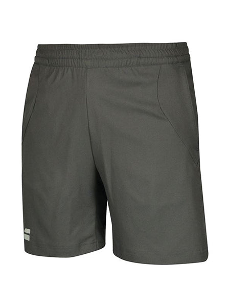 Babolat Men's Core 8'' Short Rabbit Gray
