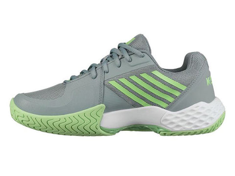 K-Swiss Aero Court Womens Abyss/Paradise Green 96134-110