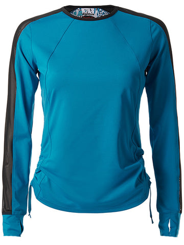 Bolle Island Breeze Long Sleeve Parisian Blue 8756-4344