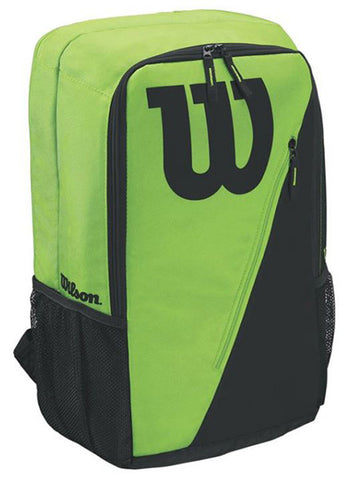 Wilson Match III Backpack Black/Green
