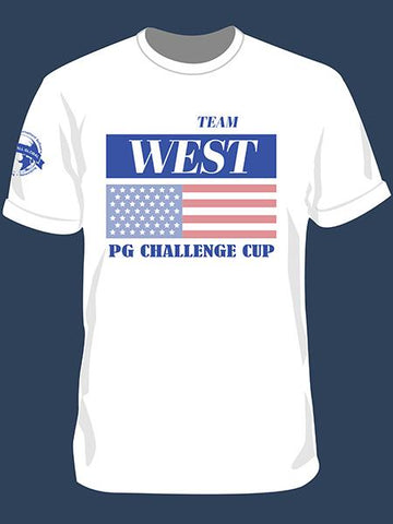 Pickleball Global Challenge Cup Team West Shirt 2019