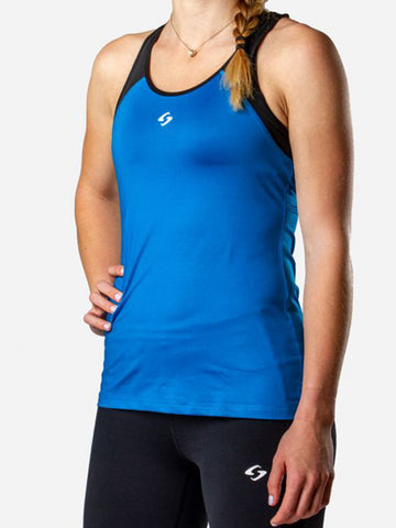 Gearbox Ladies Racerback Top