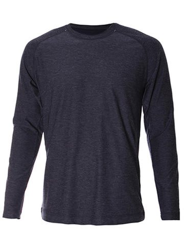 Sofibella Basic Mens Raglan Long Sleeve 8017