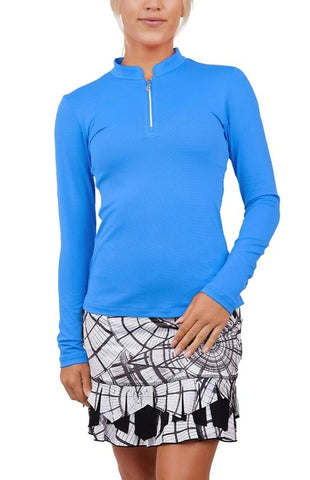 Sofibella Golf Long Sleeve Top 9010