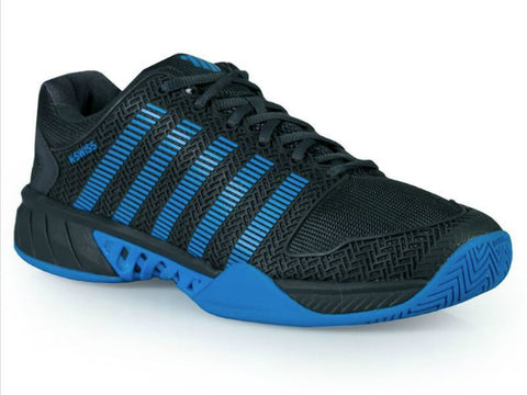 K-Swiss Hypercourt Express Men's Shoe Magnet/Malibu Blue 03377-036
