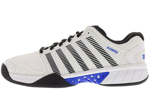 K-Swiss Hypercourt Express White/Brilliant Blue 03377-112