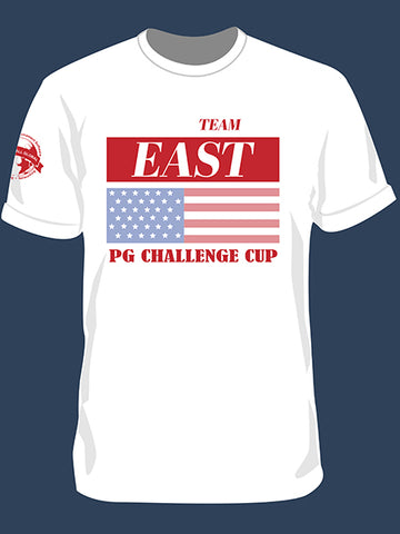 Pickleball Global Challenge Cup Team East Shirt 2019