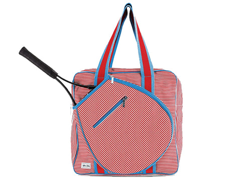 Ame and Lulu Bitsy Icon Tennis Bag ITB099