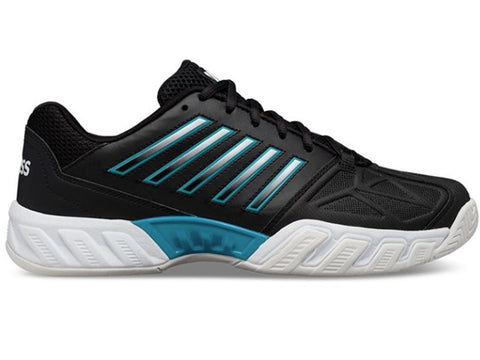 K-Swiss Bigshot Light 3 Black/Blue Men's Shoes 05366-029