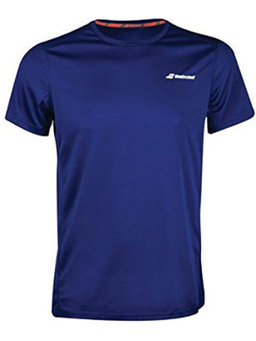 Babolat Men's Spring Perf Crew Estate Blue