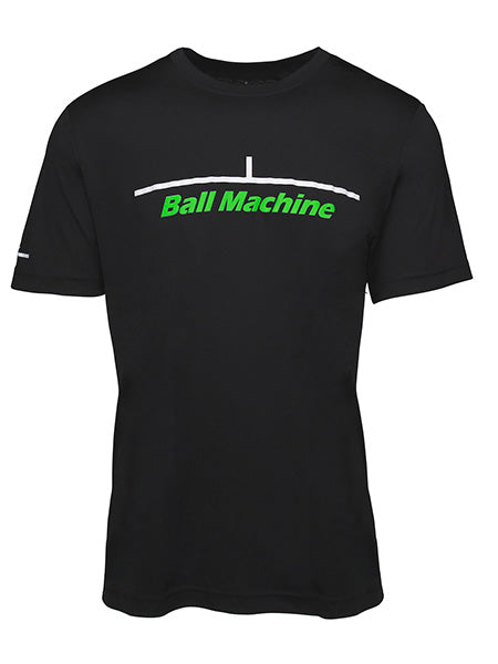 "Baseline Tennis ""Ball Machine"" Men's Tennis T-Shirt BLT-23"