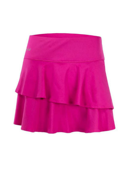 Bolle Color Burst 14'' Ruffle Skirt Fuchsia 8694-7411
