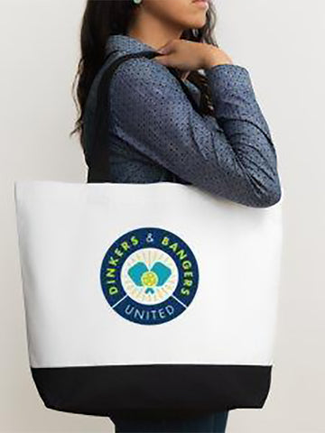 Dinkers & Bangers United Pickleball Tote Bag