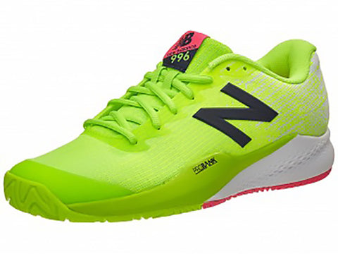 New Balance MC 996LE3 2E Lime/Pink Men's Shoes