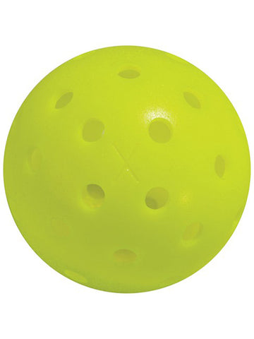Franklin X-40 Performance Outdoor Pickleball Yellow Individual