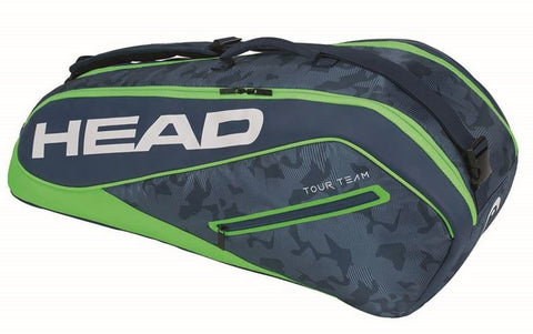 Head Tour Team 6pk Combi Racquet Bag 2018