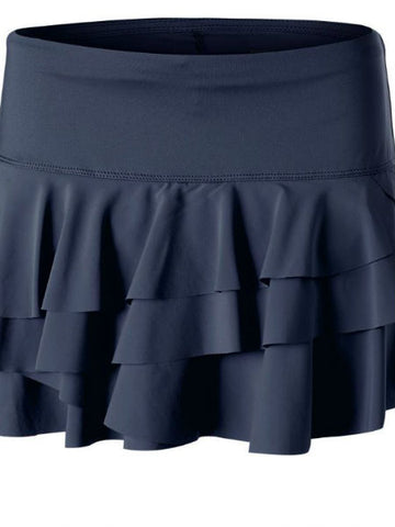 Lucky in Love Laser Rally Skirt Midnight CB225-325401
