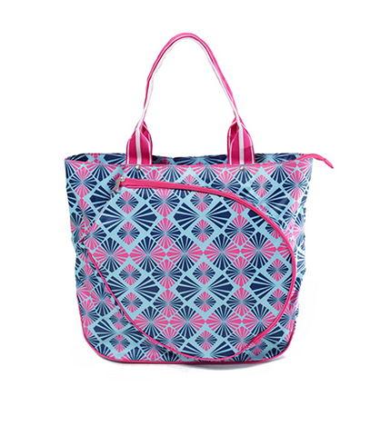 All For Color Summer Rays Tennis Tote TCDL7296