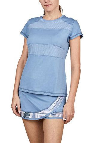 Sofibella Blue Moon Short Sleeve 2033