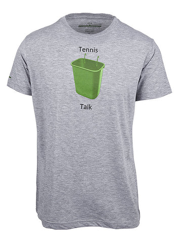 "Baseline Tennis  ""Trash Talk"" Men's T-Shirt BLT-09"