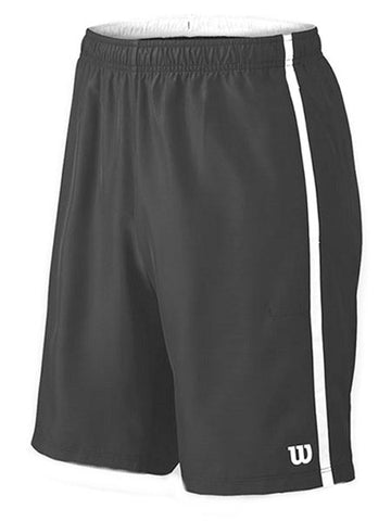 "Wilson Men's Team Woven 10"" Short Black WRA725202"