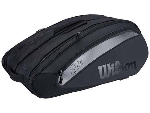 Wilson Federer DNA Super 12 Pack Bag