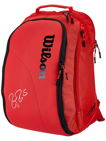 Wilson Federer DNA InfraRED Backpack Bag 2018
