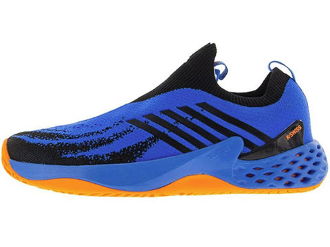 K-Swiss Aero Knit Men's Brilliant Blue/Neon Orange 06137-427