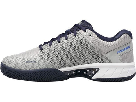 K-Swiss Express Light Pickleball Shoe Highrise/Navy 06563-082