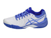 Asics Gel Resolution 7 White/Blue Coast Women's Shoe E751Y-101