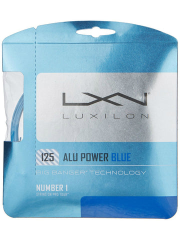 Luxilon ALU Power 125 (16L) LE String Colors
