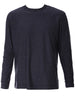 Sofibella Men's Classic Long Sleeve Top 8016