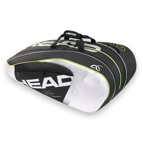 Bags - Head Djokovic Monstercombi Bag 12 Pack 2015
