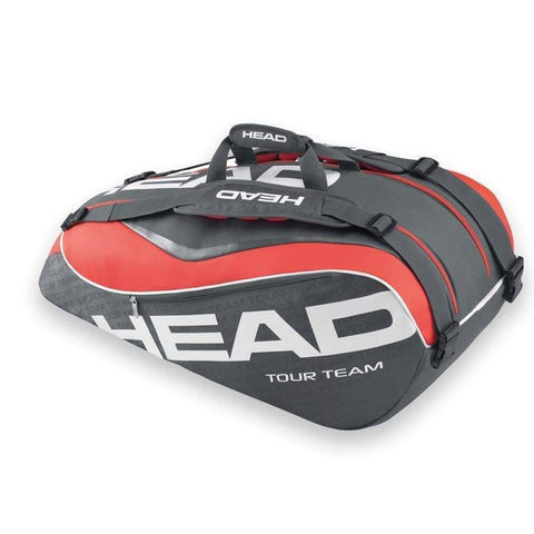 Bags - Head Tour Team SuperCombi 9 Pack Bag Black/Red 2015