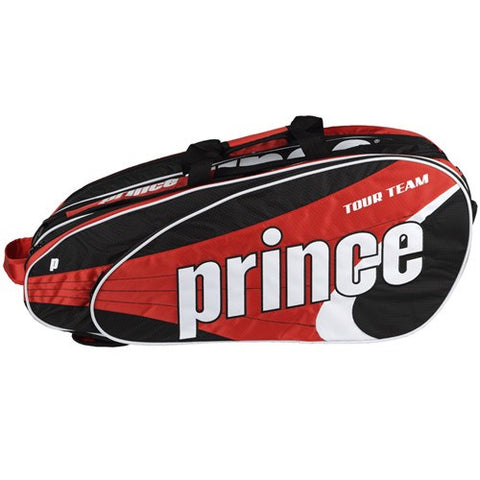 Bags - Prince Tour Team 12 Pack Red