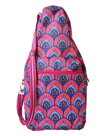 All For Color Bali Blooms Pickleball Bag TCMQ7295