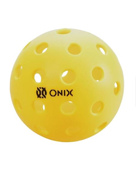 Balls - Onix Pure 2 Outdoor Pickleball Yellow