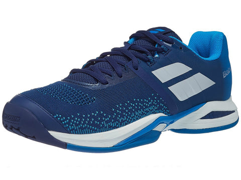 Babolat Propulse Blast Men's Shoes Estate Blue/Diva Blue
