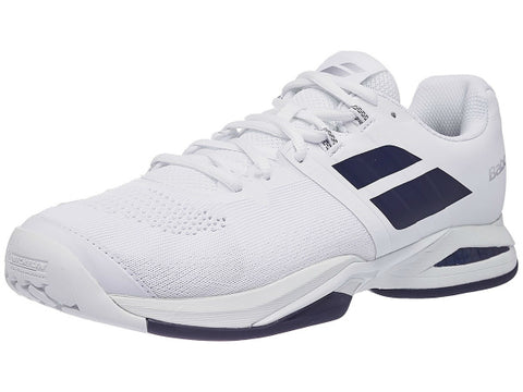 Babolat Propulse Blast Men's Shoes White/Estate Blue