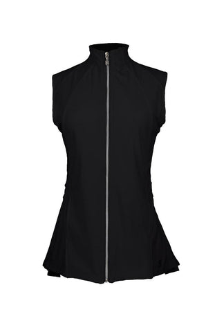 Sofibella UV Pleated Vest 9011